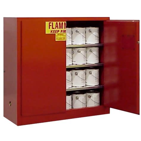 paint storage cabinets for sale p140 securall 44 quot x 43 quot x 18 quot paint ink storage cabinet