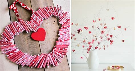 valentines day decor s day decor ideas cheap and easy to make ideas crafts