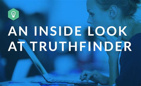 Truthfinder Search Is Truthfinder Reliable Safe An In Depth Look At This Site