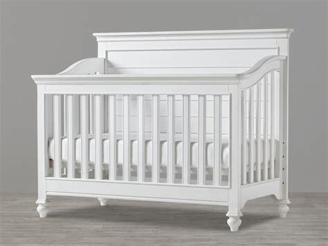 All White Crib All American White Classic Convertible Crib Twinkle