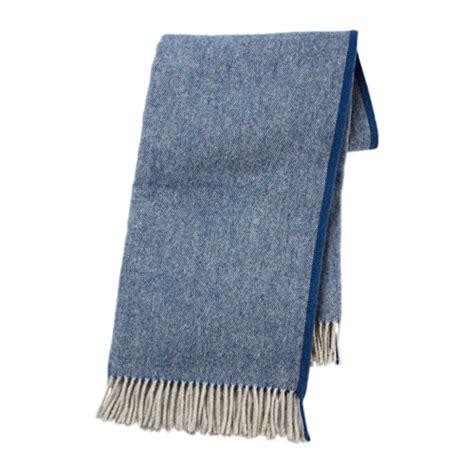 sofa throws ikea moalie throw blue 150x200 cm ikea