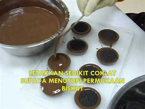 Coklat Oreo Karakter kreasi unik 3d cokelat by parrot chocolate doovi