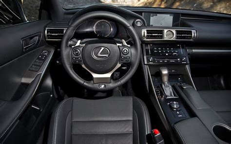 Lexus Is Interior by 2014 Lexus Is Interior Top Auto Magazine