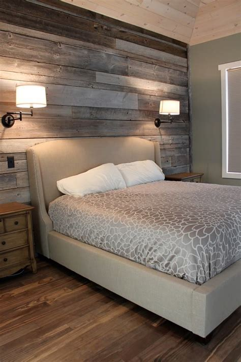 the inspiration chronicles barnwood accent walls 25 best images about bedroom lighting on pinterest