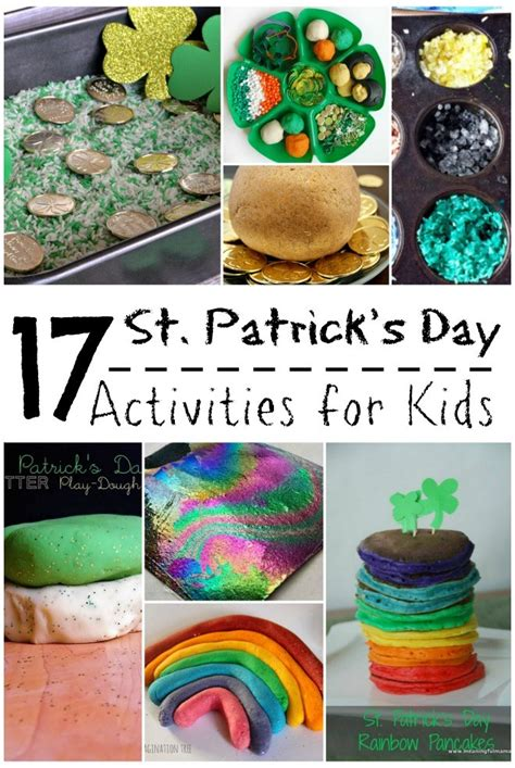 activities for s day 17 st s day activities for