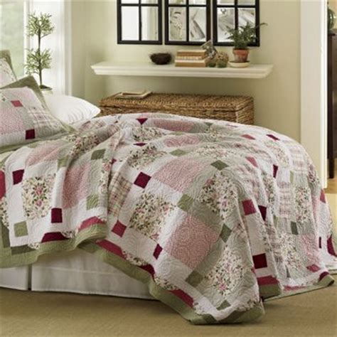 Countrydoor Quilts by Darcy Oversized Cotton Quilt From Through The Country Door