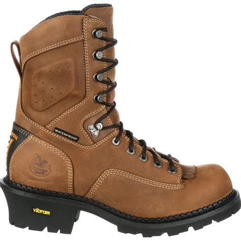 georgia boot comfort core georgia boot comfort core logger waterproof work boots