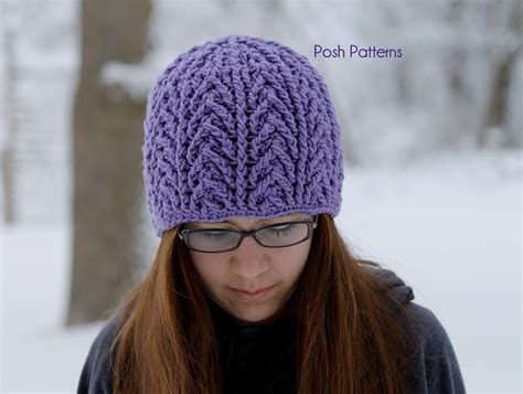 pattern crochet beanie cable hat crochet pattern crochet cable beanie