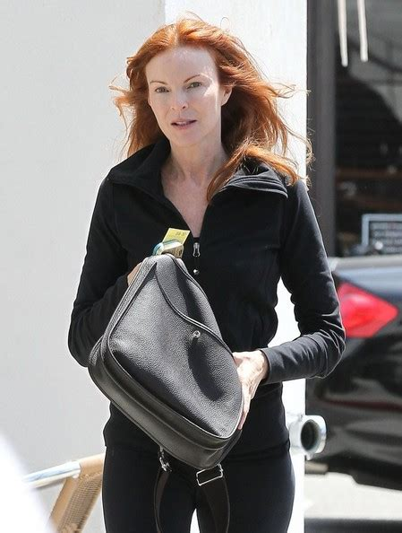 Marcia Cross Diet And Workout by Marcia Cross Photos Photos Marcia Cross Gets Workout