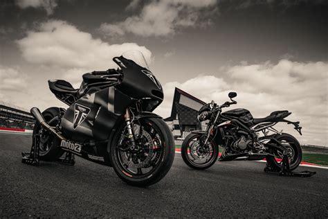 triumph moto triple race engine horsepower unveiled