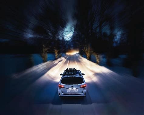 subaru outback snow subaru outback let it snow subaru love pinterest