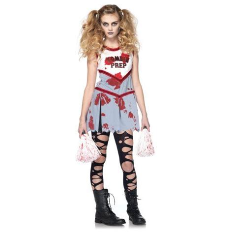 Amazon Zombie Costume | amazon com zombie cheerleader kids costume toys games