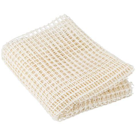 rete antiscivolo per tappeti parure da bagno da ricamare a punto a croce