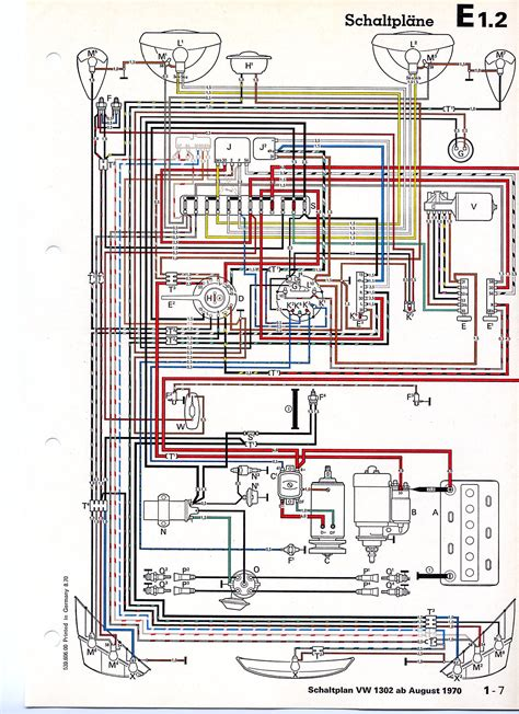 6 best images of volkswagen beetle wiring diagram 2002
