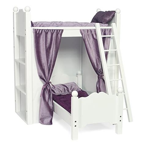 american girl doll beds cheap fits american girl doll loft bunk bed furniture with