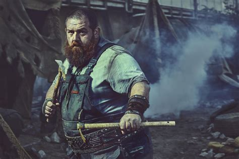 out of the badlands tv show nick frost on into the badlands season 2 today s news
