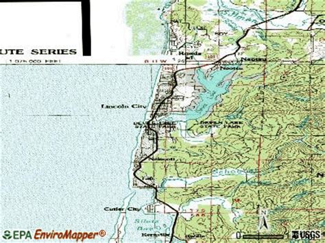 zip code lincoln city oregon image gallery lincoln city map