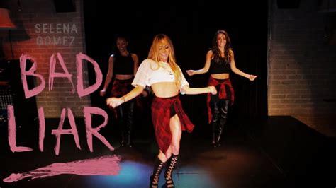 tutorial dance mandy selena gomez quot bad liar quot dance tutorial mandy jiroux