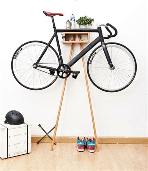 fahrrad wandhalterung holz fahrrad wandhalterung und andere fahrradst 228 nder die sie
