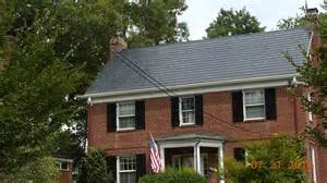 best roof color for brick house roofs sustainability guidelines technical preservation