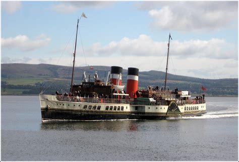 the waverley steam boat paddle steamer waverley