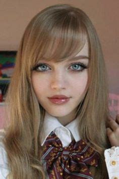 anime girl hairstyles real life anime hairstyles in real life on pinterest real life