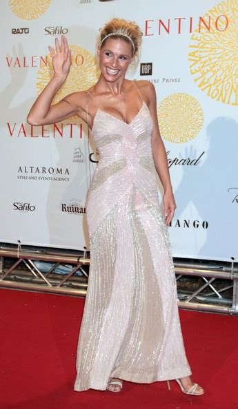 Valentinos 45th Anniversary Gala Carpet by Hunziker In Valentino 45th Anniversary