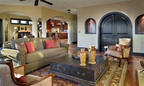 mediterranean home interior design mediterranean style home with rustic elegance
