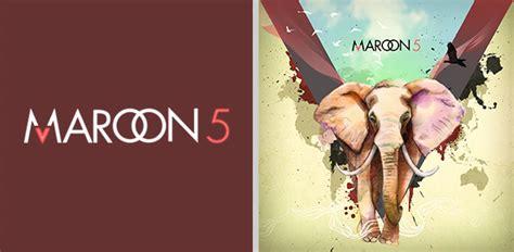 Lp Navy Dan Maroon maroon 5 v album on wacom gallery