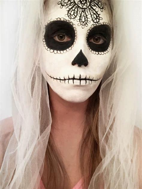 easy halloween makeup ideas   craft   day