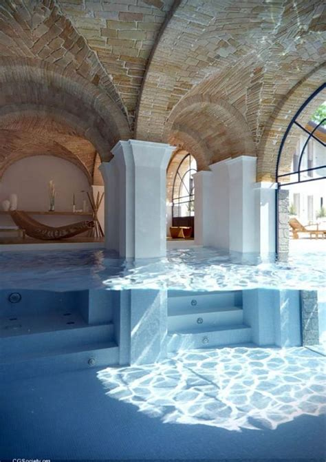 outdoor indoor best 25 indoor pools ideas on pinterest