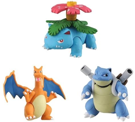 Figure Charizard Blastoise Venusaur Figure Sylveon all about figure aapf upcoming figure in oct 2013 tomy