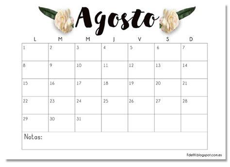 Calendario Agosto M 225 S De 25 Ideas Incre 237 Bles Sobre Calendario De Agosto En