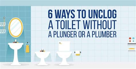 What Is The Best Way To Unclog A Bathtub Drain by 6 Ways To Unclog A Toilet Without A Plunger Or A Plumber