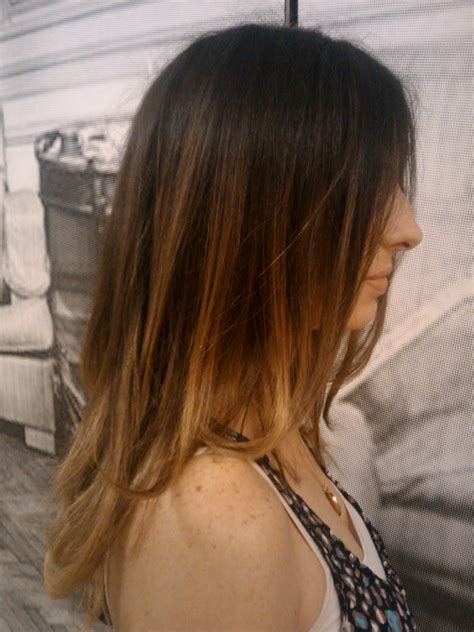ombre highlights for short bob ombre