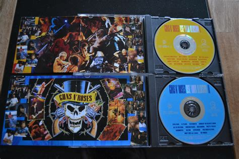 Cd Guns N Roses Use Your Illusion guns n roses use your illusion i ii 1991 rock