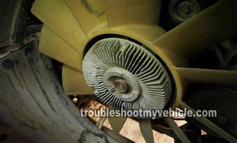 how to remove fan clutch how to remove the fan clutch lisle li43300 pneumatic fan
