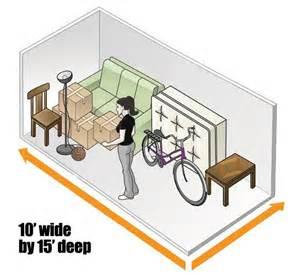 600 Sq Ft Studio western branch self storage storage unit for rent in