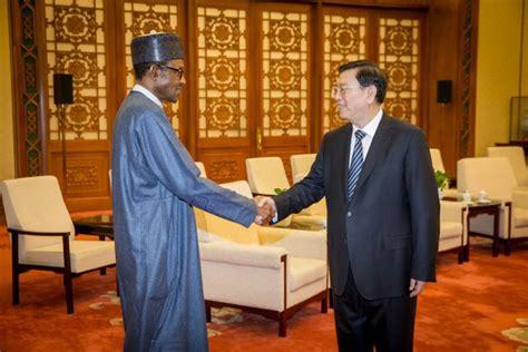 pmbinchina nigeria  billion loan  china