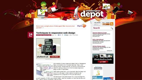 responsive website tutorial video 20 really helpful responsive web design tutorials idevie