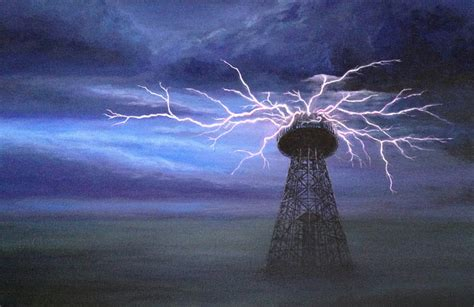 Tesla Wireless Power Tower Russian Scientists Raising Funds To Rebuild Tesla Tower