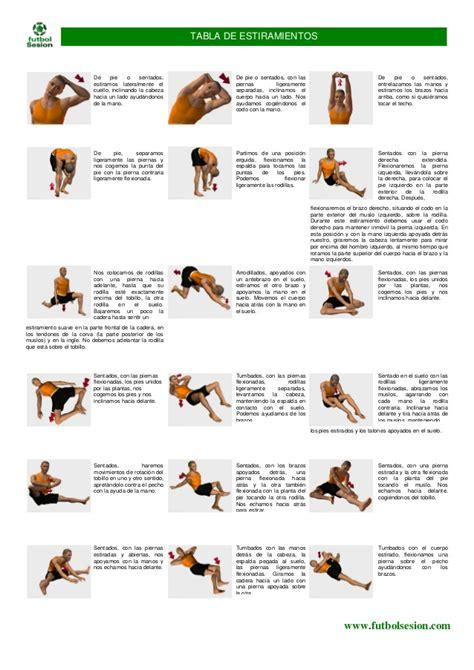 cadenas musculares rodilla estiramientos