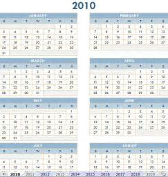 Calendar Template For Excel 2010 by March 2010 Calendar Template Excel