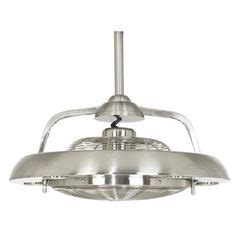 brette 23 in led indoor outdoor brushed nickel ceiling fan possini euro segue 24 quot w brushed nickel 5 light ceiling