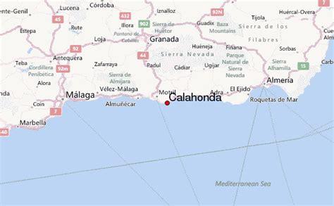 La Honda Weather by Calahonda Weather Forecast