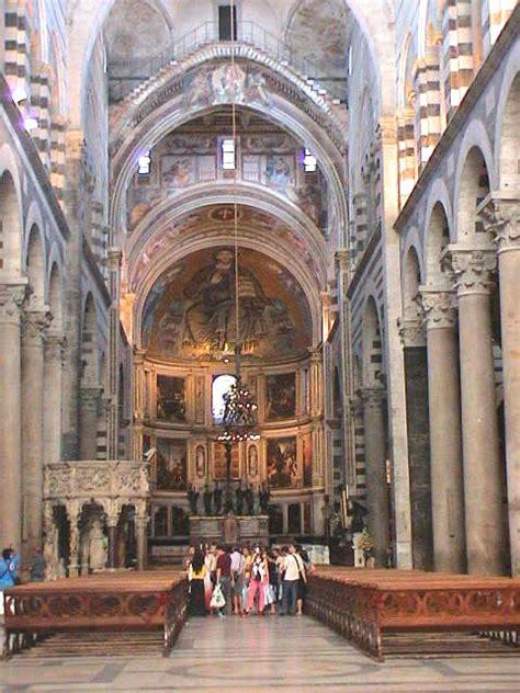 duomo pisa interno il duomo di pisa la cattedrale pisa italynews it