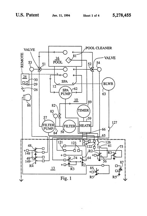 thermospa parts diagram thermo spa wiring diagram spa diagram spa