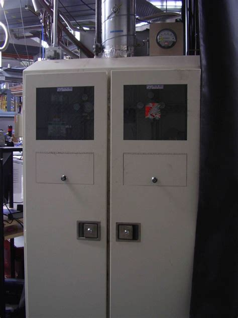 Gas Cabinet by Chemical Dynamics Beamline