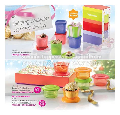Tupperware Nov tupperware brands malaysia catalogue collection