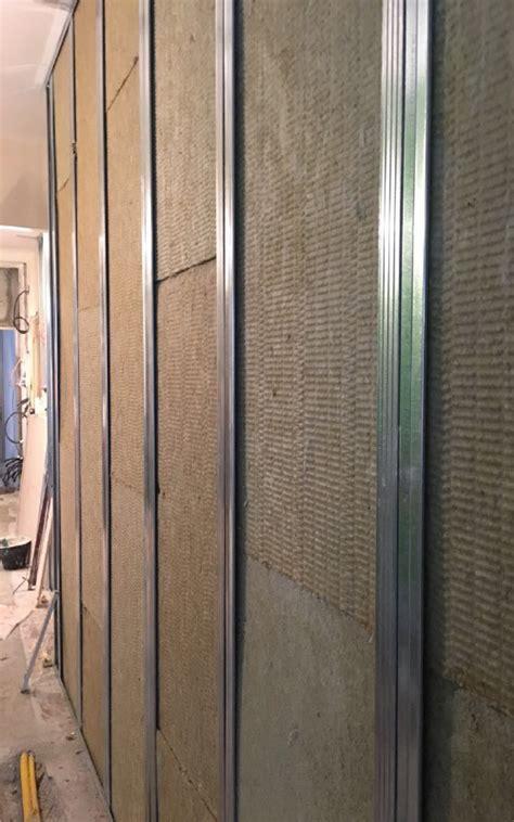 isolamento acustico pareti interne isolamento termico acustico pareti interne a roma